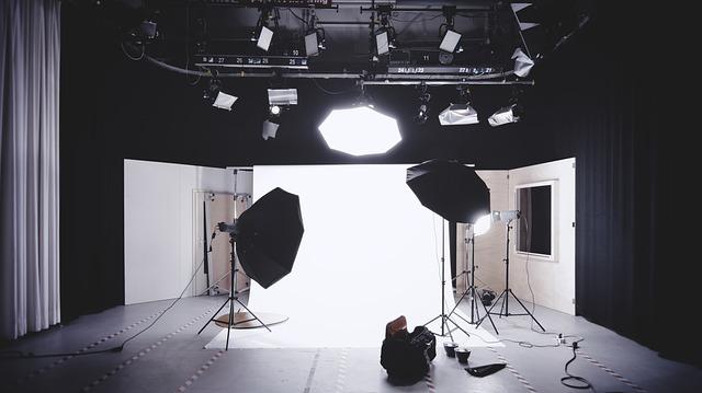 צילום איכותי בסטודיו של אולפני חיידק